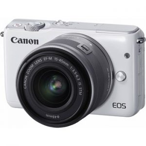 دوربین Canon EOS M10