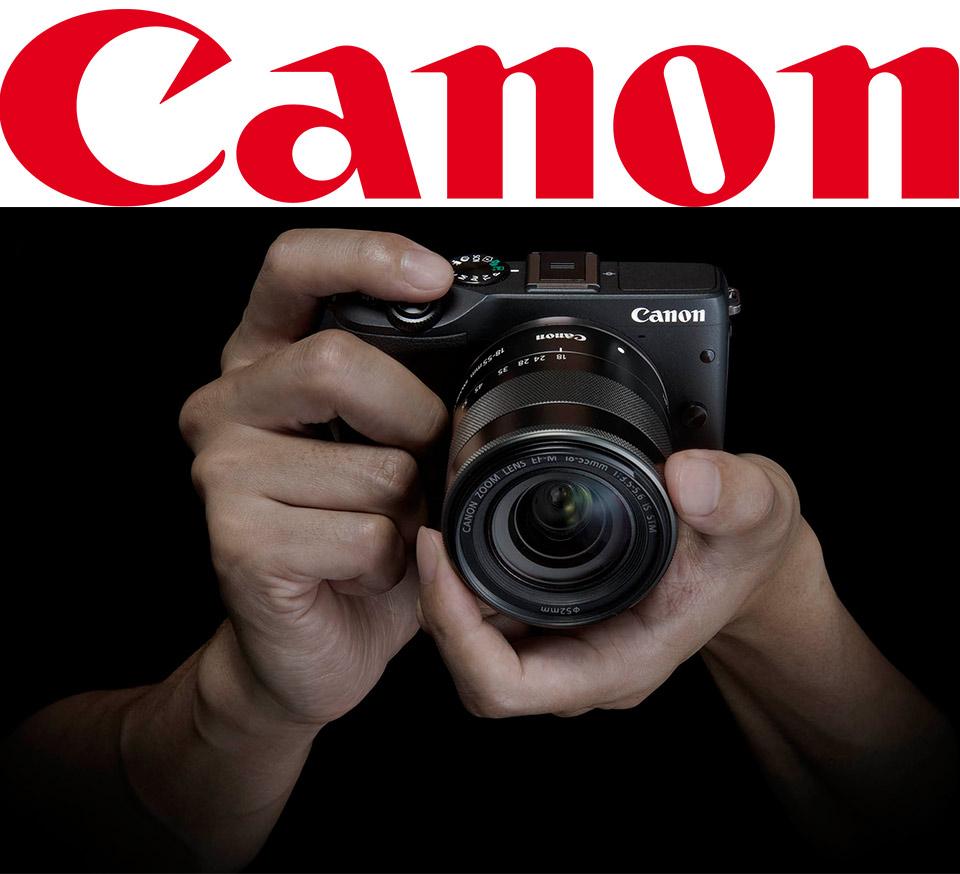دوربین Canon EOS M3