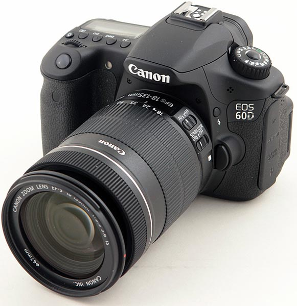 دوربین Canon EOS 60D