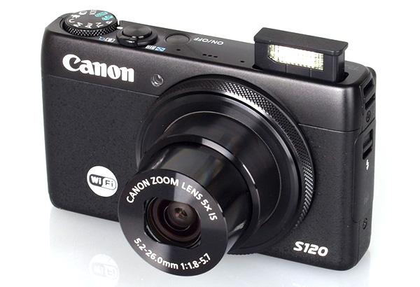 دوربین Canon Powershot S120