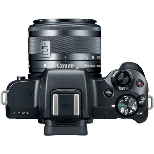 دوربین کانن M50