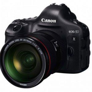 دوربین کانن 5DX