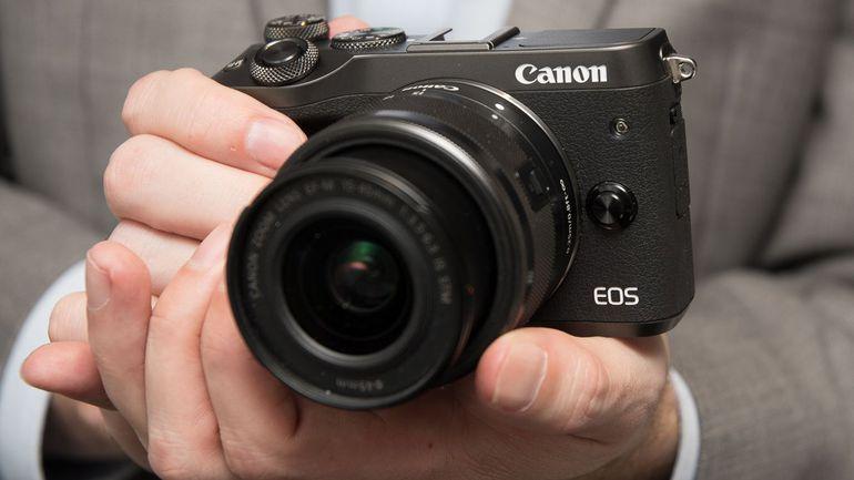 دوربین کانن M6