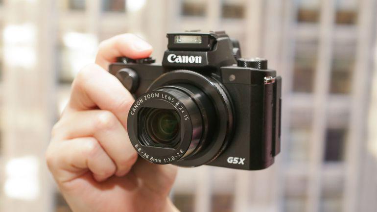 دوربین کانن PowerShot G5X
