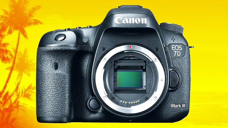 دوربین کانن 7Dmark lll