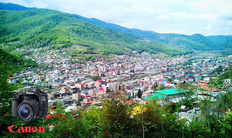 نمایندگی کانن در مازندران