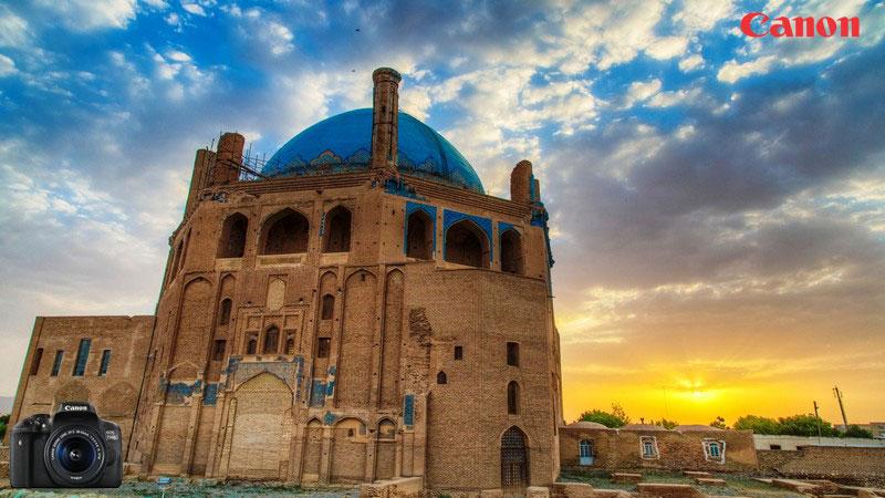 نمایندگی کانن در زنجان