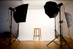 لوازم آتلیه عکاسی