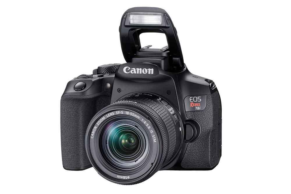 معرفی دوربین کانن مدل EOS 850D