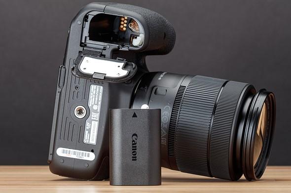 باتری دوربین کانن 90D