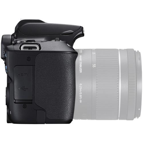 دوربین دیجیتال کانن مدل EOS 250D لنز 55-18 میلی متر IS STM