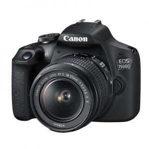 دوربین دیجیتال کانن مدل EOS 1500D لنز 18-55 میلی متر