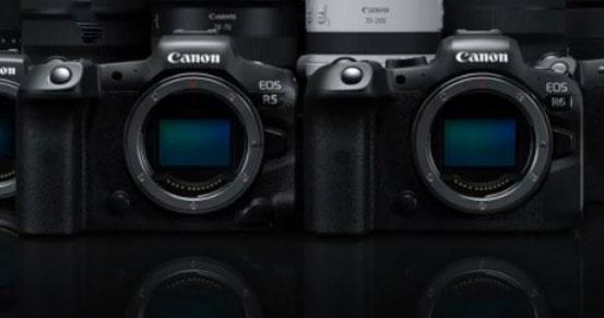 معرفی دوربین R5 و R6 کانن در ۱۹تیر