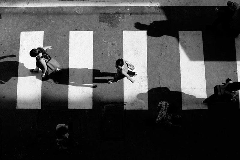نورپردازی خلاقانه در عکاسی خیابانی