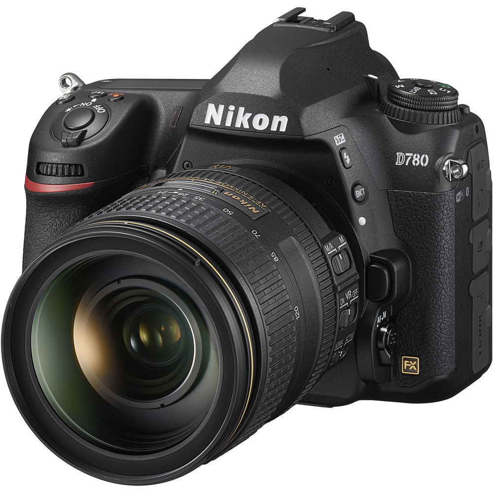 برترین دوربین DSLR تخصصی: Nikon D780