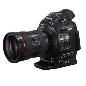 دوربین فیلمبرداری EOS C100 Mark II