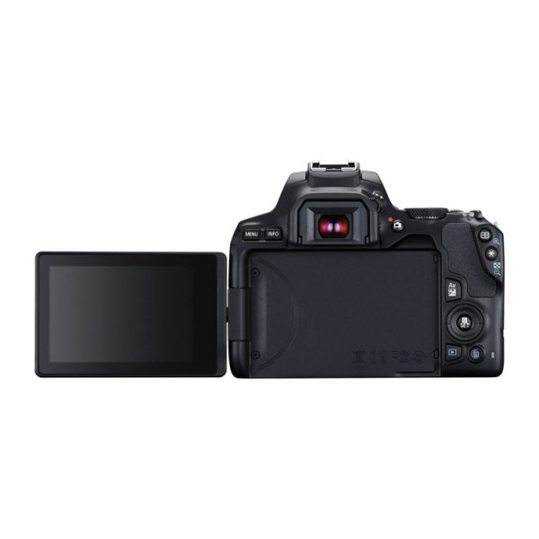 دوربین کانن مدل EOS 250D به همراه لنز 55-18
