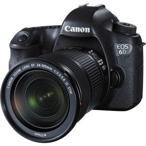 دوربین عکاسی کانن مدل 6D Kit 24-105mm