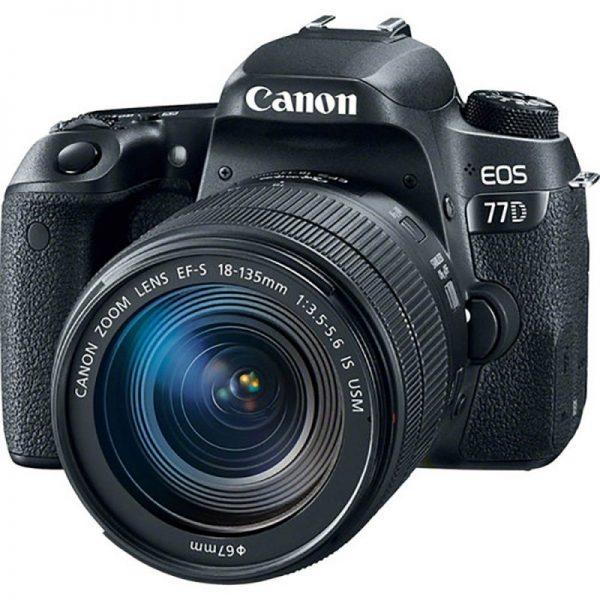 دوربین عکاسی کانن Canon 77D