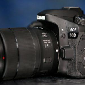 دوربین عکاسی کانن Canon EOS 80D 18-135mm