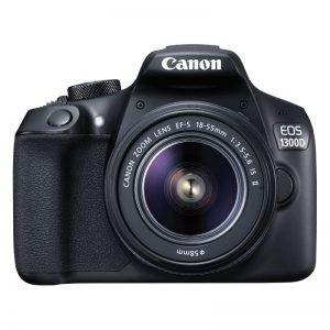 دوربین عکاسی کانن مدل EOS 1300D به همراه لنز 18-55