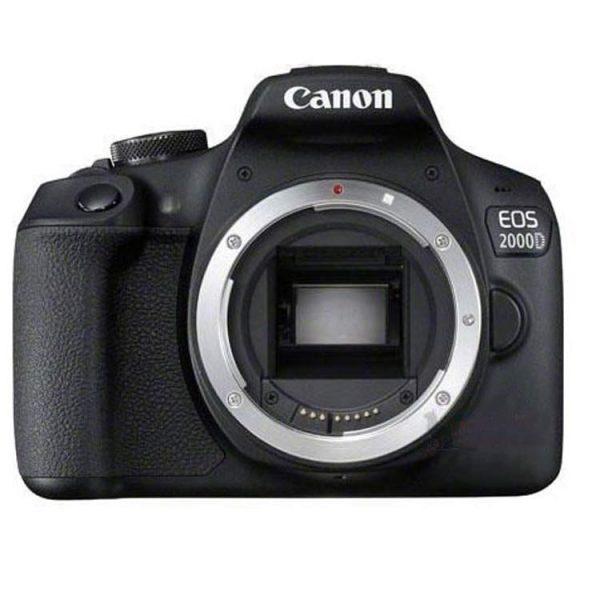 دوربین عکاسی کانن canon 2000D بادی