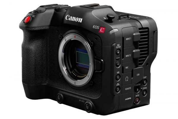 دوربین کانن c70
